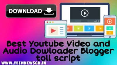 Youtube-video-downloader-tool-in-blogger